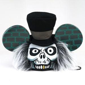 Disney Haunted Mansion Hatbox Ghost Mickey Ear Hat